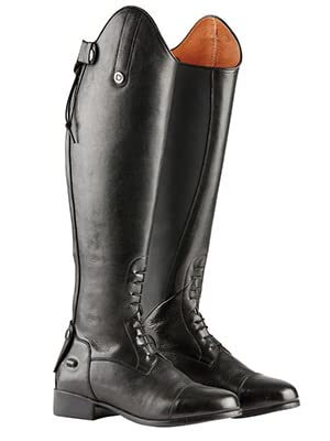 Image of pair of the boots without a model on white background