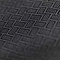 Close up image of triple weave fabric