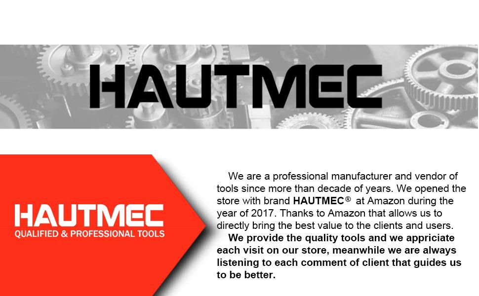 11-Inch Reach HAUTMEC PL0024 Basin Wrench Capacity of 3//8-Inch to 1-1//4-Inch Renewed