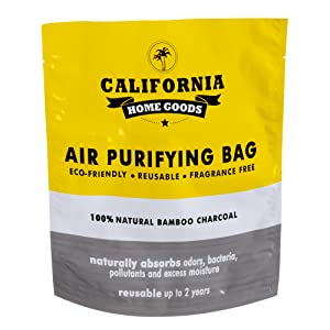 Amazon Com California Home 200g Activated Bamboo Charcoal