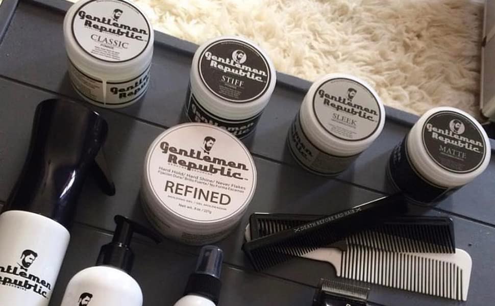 all products by gentlemen republic