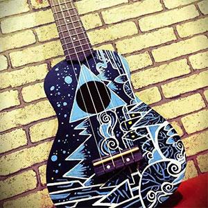 Amazon zimo diy ukulele make your own ukulele hawaii ukulele diy soprano hawaii ukulele kits perfect for anyone and even serious musicians solutioingenieria Gallery