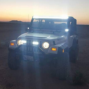 Off Road Vehicle Lighting