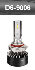 9006 HB4 low beam led headlight headlamp head light adjustable CSP bulbs kit conversion