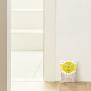 Place one of our pest prevention pouches near possible entry points for a healthy, pest free home!