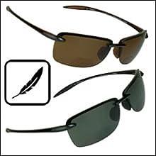 polarized bifocals light weight