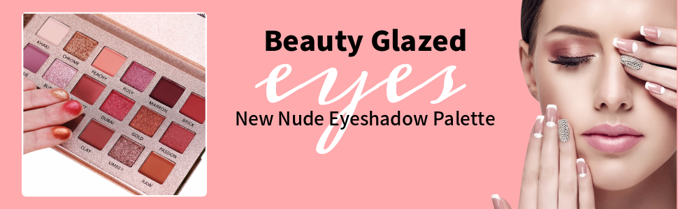NEW NUDE PALETTE