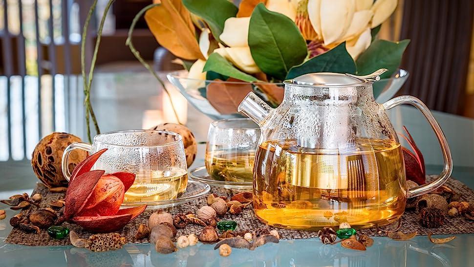 170ec4722f56 Amazon.com   Tealyra - Premium Dragon Well - Long Jing - Green Tea ...