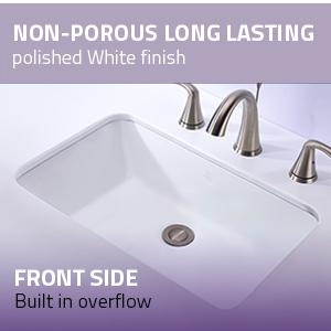 Bathroom ceramic sink-2