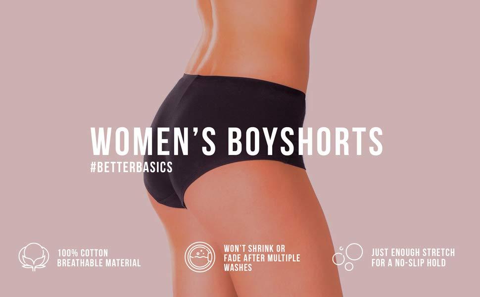 boyshorts, women, emprella