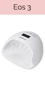 Amazon Com Melodysusie 12w Led Nail Dryer Nail Lamp