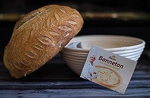 Bread Proofing Basket Heart-shaped Rattan Bread Mold Baking Dough Bowl for Baker