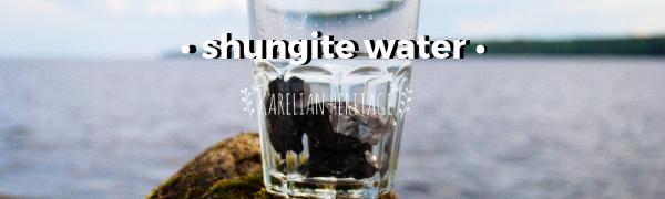 shungite-water