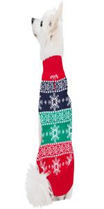 pet christmas sweater