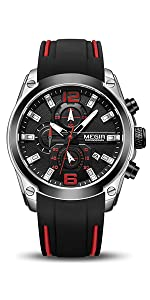 ML1010 work watches for men · ML2011 sport watches for men · ML2061 mens watches chronograph megir · ML2074 Unisex men watches sport megir ...