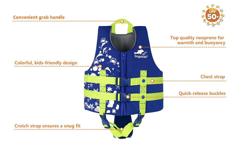 boys life jacket