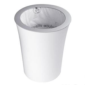 Amazon.com: WOSOVO Cubo de basura para baño, cocina u ...