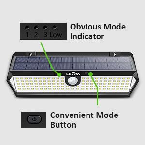 mode indicator