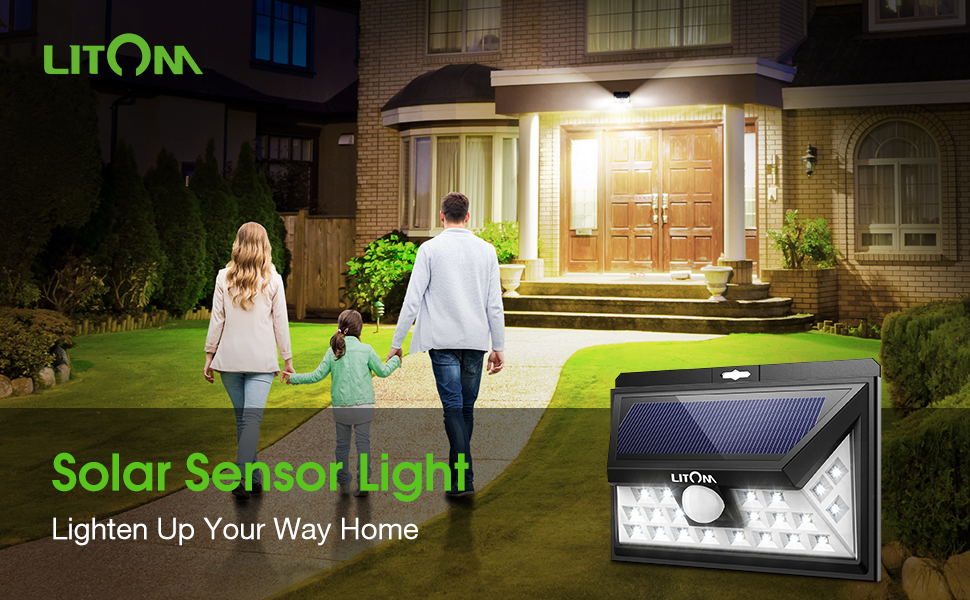 Solar Lights for your family
