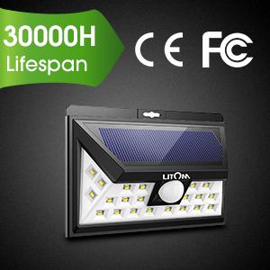 Durable Solar Lights