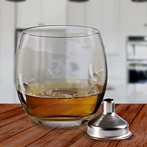 Decanter Whiskey Glass