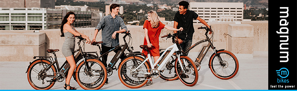 magnum bikes electric bicycles