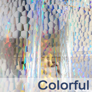 Colorful Shower Curtain Liner