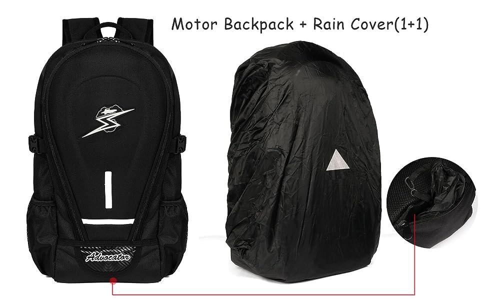Advocator Motor Backpack