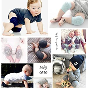 Baby Crawling Anti Slip Knee Pads Unisex Clothing Accessories Toddler Leg Warmer Safety