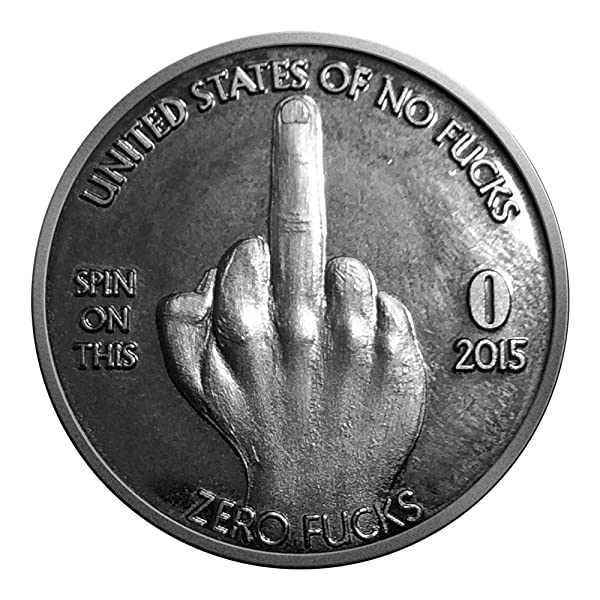 novelty coins