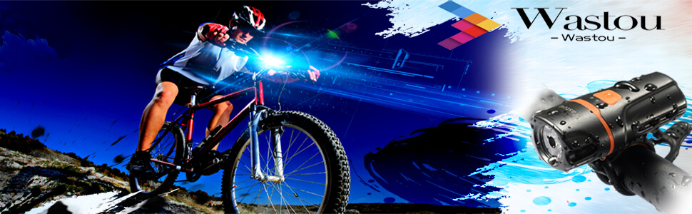 rechargeable bike light