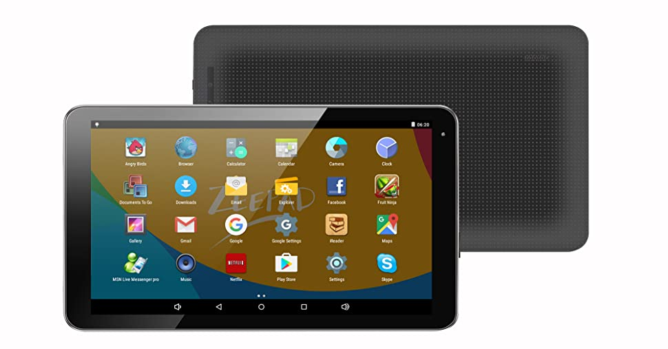 Amazon.com: 10 inch ZeePad 10 x r-q Google Android 5.1 Quad ...
