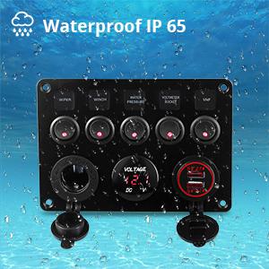 Waterproof Grade:IP65