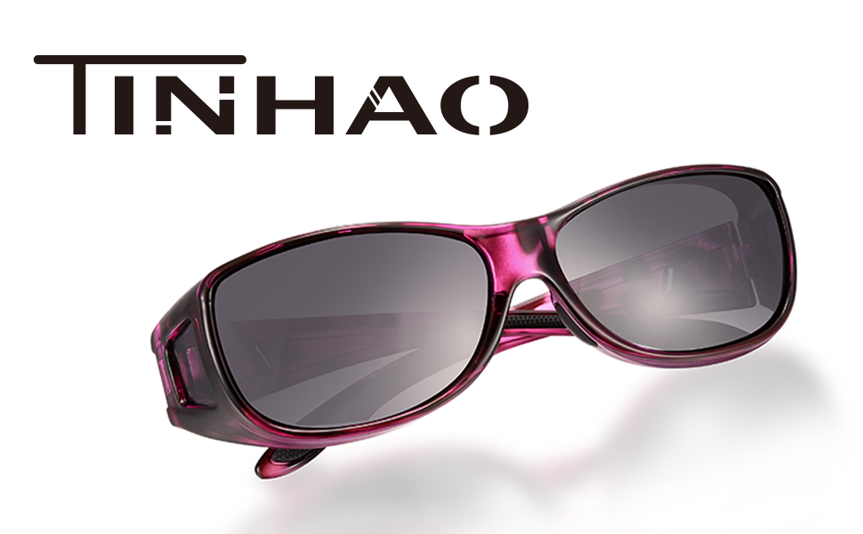 Amazon.com: TINHAO Fit Over Sunglasses for Women