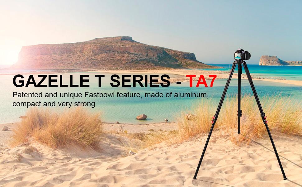 Gazelle T Series Tripod TA7