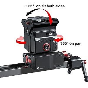 Pan and Tilt Module