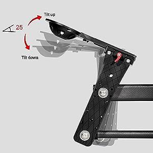 Flexible Tilt-up or Tilt-down