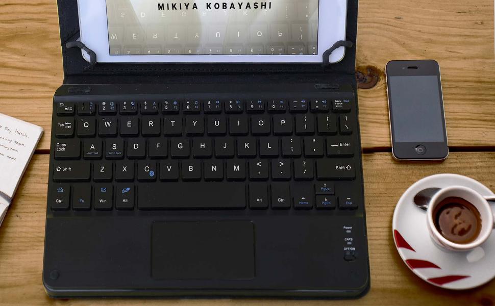 Amazon Com Samsung Galaxy Tab S2 9 7 Keyboard Case