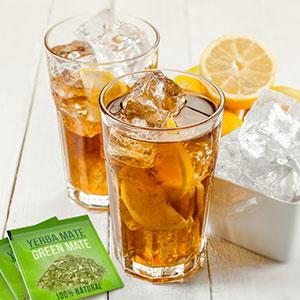 Amazon.com : Organic Yerba Mate Tea Bags - Variety Pack - Mate Cocido - Natural Detoxifier - 80