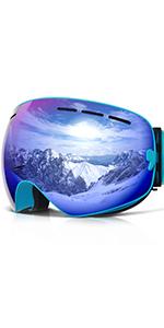 snow goggles