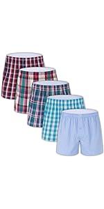 mens boxer shorts,boxers for men pack,cotton boxers for men