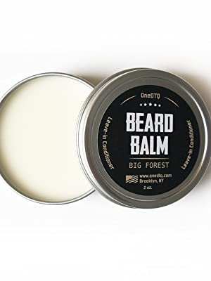 beard balm pomade growth lube natural butter  conditioner hold black leave in best facial face hair