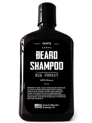 beard shampoo wash soap cleanser growth grow clean conditioner facial hair men man kit mustache