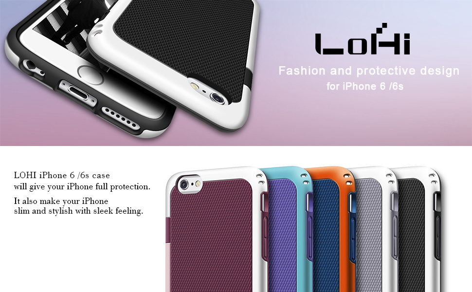 LOHI Iphone 6 case