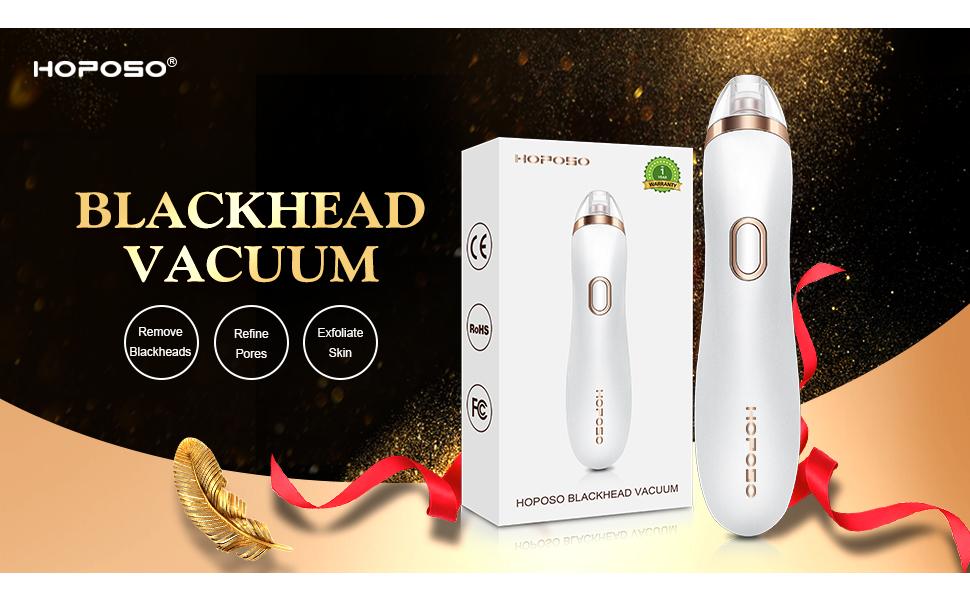 Blackhead vacuum