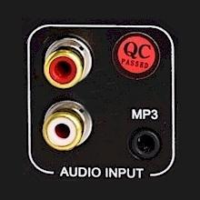 RCA Input 3.5mm Input