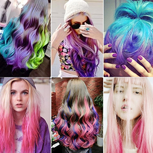 hair coloring for girls