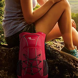 A6 Hydration Backpack
