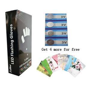 Amazon.com: Luwint Children LED Finger Light Up Gloves