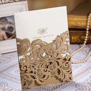 amazon com doris home champange gold laser cut lace flower pattern